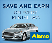 Alamo: Save and earn on every rental day