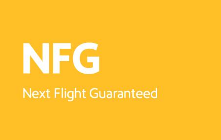 Logo de Próximo vuelo garantizado