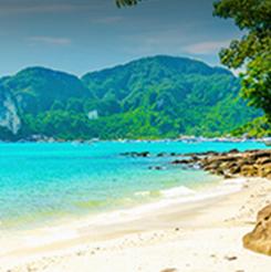 Playa en Islas Turcas y Caicos