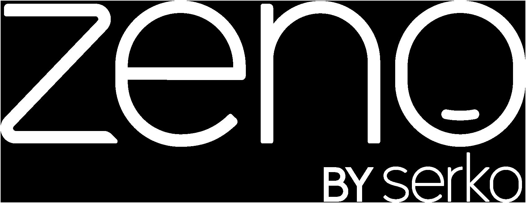 Logo deZeno by Serk