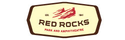 Red Rocks Amphitheatre logo