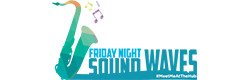 Friday night Sound Waves logo